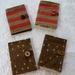 Scandinavian Christmas - Cotton Tea Wallets