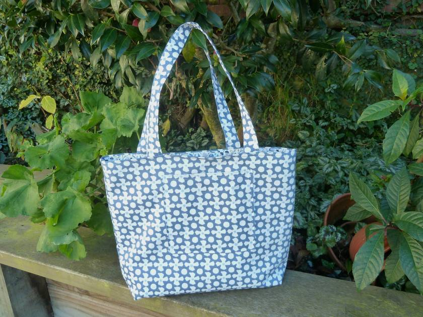 Reef and Forest Floor - Large Tote