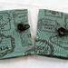 Cotton Tea Wallets - Bon Voyage