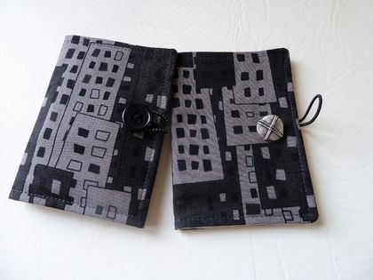 Tea Wallets - City Scape