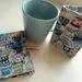 Cotton Tea Wallets  -  It's Always Time For Tea