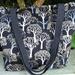 Gilded Trees Tote / Shoulder Bag