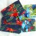 Cotton Tea Wallets NZ Birds and Flowers