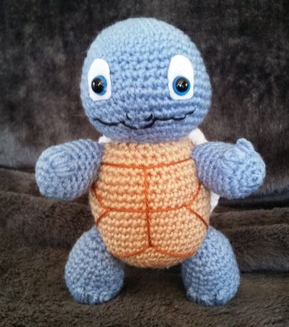 Squirtle soft toy