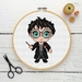 Harry Potter Cross Stitch Kit
