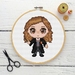 Hermione Granger Cross Stitch Kit