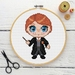 Ron Weasley Cross Stitch Kit