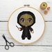 Death Eater Cross Stitch Kit
