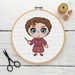 Dolores Umbridge Cross Stitch Kit