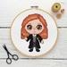Ginny Weasley Cross Stitch Kit