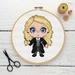 Luna Lovegood Cross Stitch Kit
