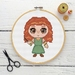 Molly Weasley Cross Stitch Kit