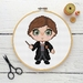 Neville Longbottom Cross Stitch Kit