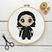 Severus Snape Cross Stitch Kit