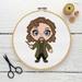 Sirius Black Cross Stitch Kit