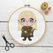 Legolas Cross Stitch Kit  |  Lord of the Rings