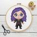 Nymphadora Tonks Cross Stitch Kit