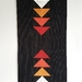 Modern Triangle Wall Hanging/Table Runner
