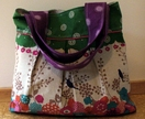 Echino Little Bird Handbag