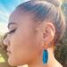 Kingfisher/Kōtare Earrings