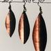 Saddleback/Tīeke earrings - Medium